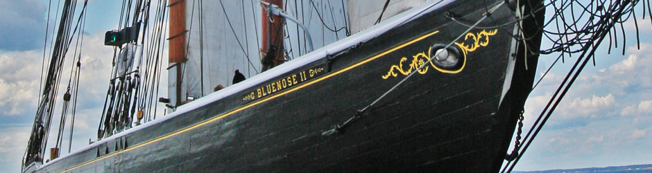 Image of Bluenose II
